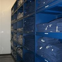 4-Case Shelving Seattle Seahawks