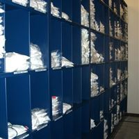 Seattle Seahawks Mobile Shelving