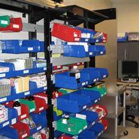 Narcotics Storage on FrameWRX HD System at Peterborough Regional Health Care Centre