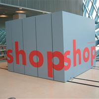 Compact Mobile Shelving System at Seattle Public Library
