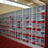 Uniform Storage on Mobile Storage System at the Kansas City Chiefs