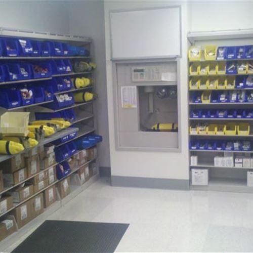Unit Dose Storage using FrameWRX and WorkStation