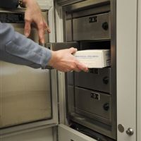 Short-Term Refrigerated Evidence Storage at Skokie Police Department