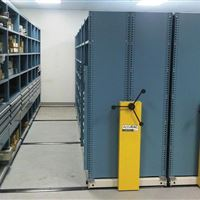 Toolroom Storage at Aveva Medical