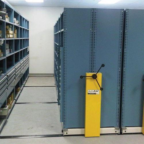 Toolroom Storage at Aveva Medical