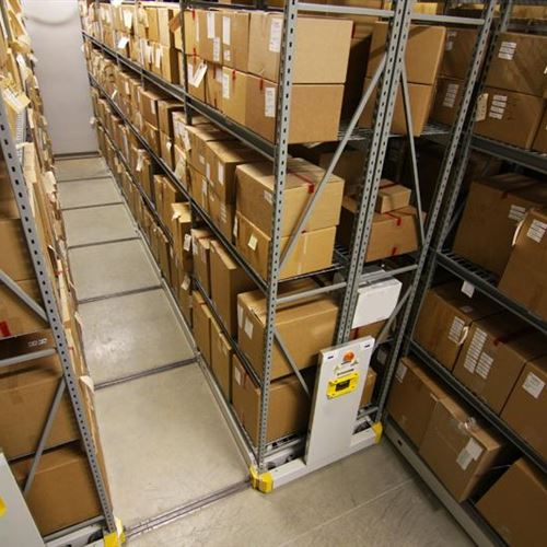 Long-Term Evidence Storage at a Houston Police Department