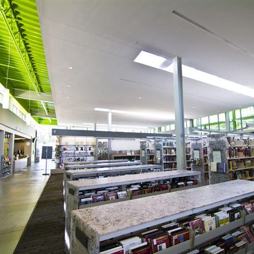 Anacostia Library Book Stacks