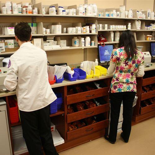 Pharmceutical Static Bin Storage