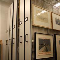 Framed Art Work Storage