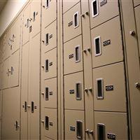 Sheriff's Office Evidence Lockers
