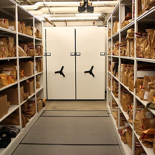 Police Department Evidence Storage Systems