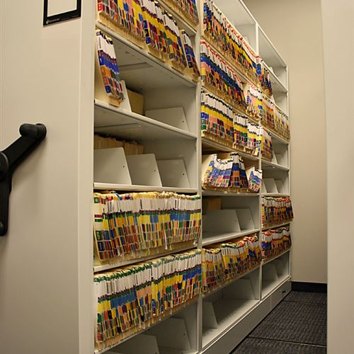 Police Department Filing System