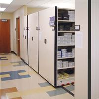 Cath Storage on Mobile System at Nebraska Heart Hospital