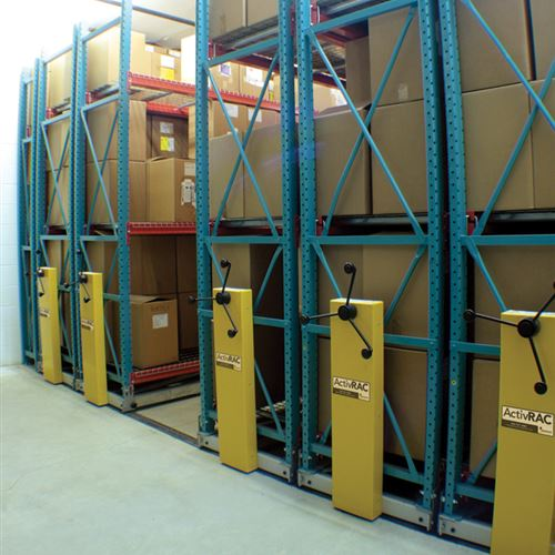 Printing Plate Storage at Proteus Packaging