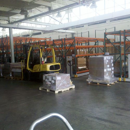 ActivRAC Industrial Storage at Army National Guard
