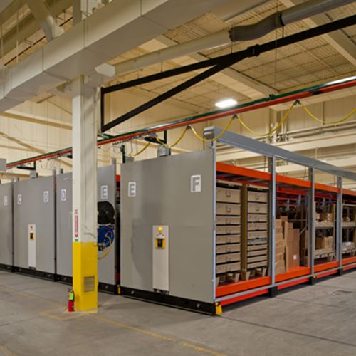 ActivRAC Secure Military Storage