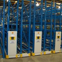 Barnes Manufacturing Die Storage on ActivRAC