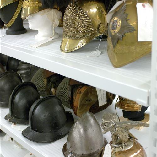 Museum Stuff Storage - Candian War Museum