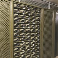 Optics Storage at Camp Lejeune