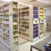 PharmaStor mobile storage for pharmacies