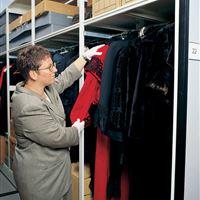 Garment Storage at Peel Heritage Complex