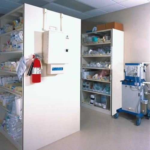 Storage Room Shelving