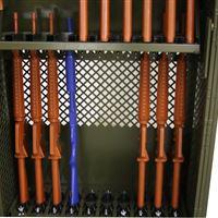 Universal Weapons Rack Backpanel