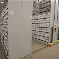 ActivRAC Evidence Storage at Houston Police Department