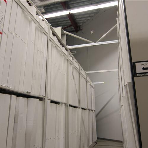 Long Gun Evidence Storage at Houston Police Department