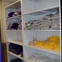 Women's Basketball Athletic Clothing Storage