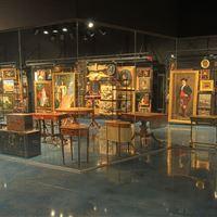 Art Rack Displays at Daytona Museum of Arts & Science