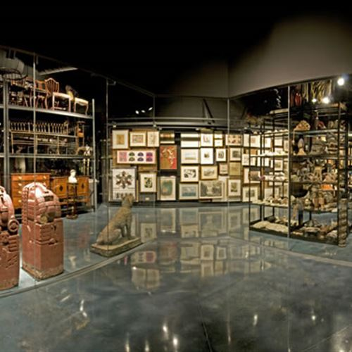 Art Racking & Shelving at Daytona Museum of Arts & Science