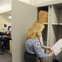 Managing Evidence through Spacesaver Secure Lockers