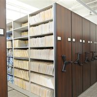 Skokie Evidence Storage on High Density Storage System