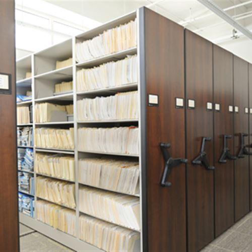 Skokie Evidence Storage on High Density Storage System