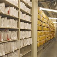 4-Post Static Evidence Shelving at Arapahoe County, CO