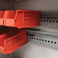 EZRail in 4-Post shelving