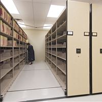 Powered High-Density Records Storage at Arapahoe County, CO