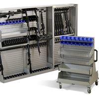 WeaponWRX Storage System with WRX Wheels Transport System