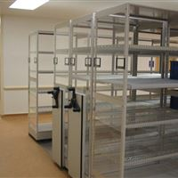 Mechanical Assisted Moveable Storage for Operating Room