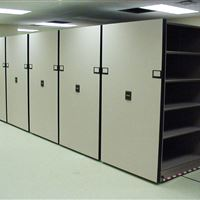Powered Mobile Storage for Operating Room application