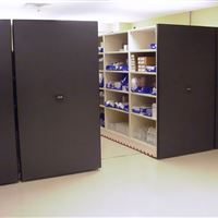 Moblie Supply Storage for Hospital OR