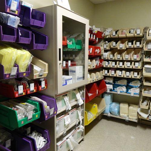 FrameWRX Central Storage - Columbus Community Hospital