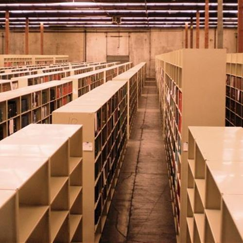 Ever Growing Off-Site Library Storage for Portland State University