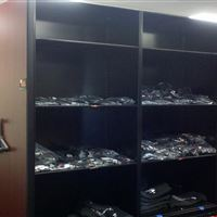 Baseball Equipment Storage for the Baltimore Orioles