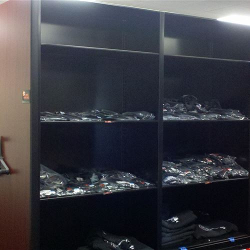 Baseball Equipment Storage for the Baltimore Orioles