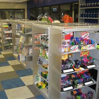 4-post storage - Kaskaskia University Bookstore