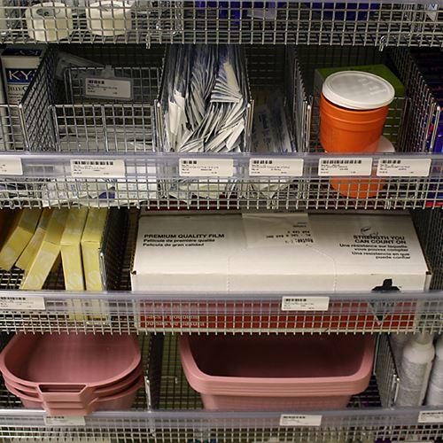 Sterile Storage for Radiation Treatment