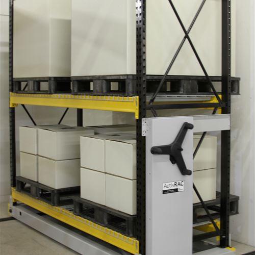 ActivRAC 7M Mobilized Storage System