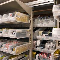High Density Pharmacy Storage